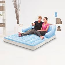 Inflatable Sofa Bed Mattress by Inflatable Sofa Bed Double Seater Bestway Floating Double Airbed