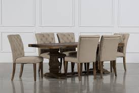partridge 7 piece dining set living spaces