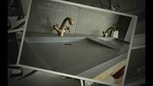 double basins trendy grey granite bathroom trough sink fole u0027ge