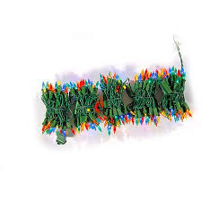 buy time led multi colored mini lights 100 count in cheap