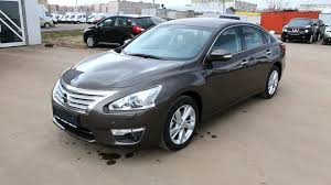 nissan teana 2013 2014 nissan teana start up engine and in depth tour youtube