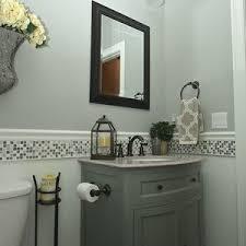 bathroom chair rail ideas ceramic chair rail tile outside corner bathroom home depot