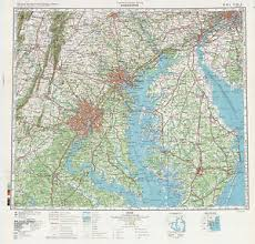 map of the state of usa russian soviet topographic maps state pennsylvania usa