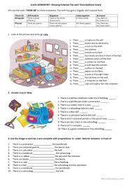 there be worksheet worksheet free esl printable worksheets made