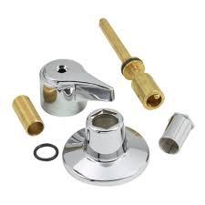 tub shower diverter remodeling trim kit for union brass in chrome