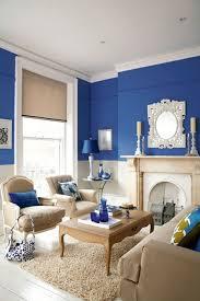 bright blue living room furniture designs decorating ideas