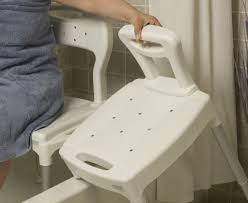 shower transfer bench with commode bench decoration
