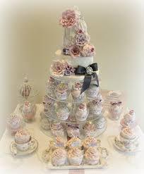 Cupcake Wedding Cake Wedding Cakes
