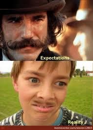 No Shave November Meme - no shave november expectation vs reality by steven12803 meme center
