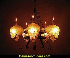 light bulb vintage horror flicker skull a vintage light bulb decorating theme bedrooms maries manor gothic style bedroom