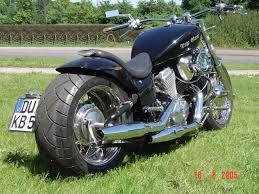 top gun honda vt 600 shadow custom street bikes pinterest