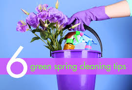 Spring Cleaning Tips 6 Green Spring Cleaning Tips To Help Organize And Simplify Your
