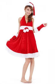 mrs santa claus costume belt halter mrs santa claus costume zaydle