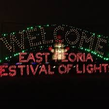 Festival Of Lights Peoria Il Folepi Festival Of Lights Winter Wonderland Now Closed 801