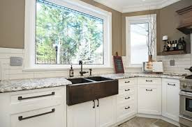 does kitchen sink need to be window can i move my kitchen sink ottawa copperstone
