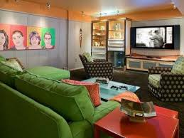 fun decor ideas fun family room gallery us house and home real estate ideas