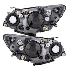 lexus is300 headlight assembly autoandart com 01 05 lexus is300 pair set hid headl