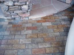 decorative brick pattern patios az creative surfaces 480 582 9191