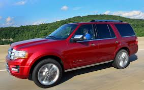 ford expedition red 2015 ford expedition first drive