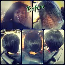 blow out hair styles for black women with hair jewerly natural hair bob hair cut blowout layered cut charlotte
