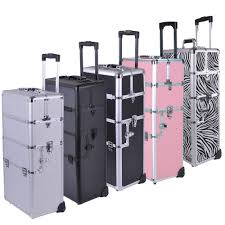 makeup artist box professional rolling studio makeup artist cosmetic table