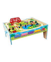 fisher price train table another great find on zulily wood farm train table by group sales