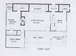 Barn Style House Pole Barn House Floor Plans With Loft Barn Decorations