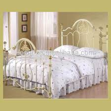 top selling fashion princess wrought iron beds design buy
