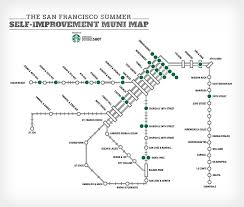 Muni San Francisco Map by San Francisco Summer Events Things To Do In San Francisco