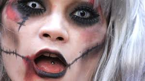 are halloween contacts safe