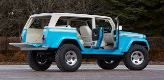 jeep safari concept 2017 crazy cool jeep cherokee chief concept jeepfan com