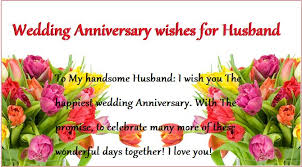 Wedding Quotes To Husband Wedding Anniversary Wishes For Husband With Love And Quotes