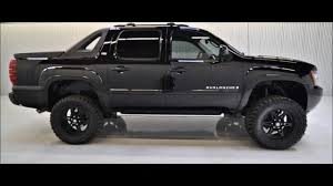 2009 chevy avalanche lifted truck for sale youtube