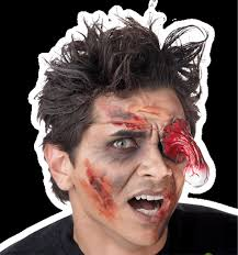 patch halloween makeup images