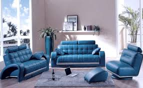 Light Blue Leather Chair Blue Velvet Sofa Perfect Blue Velvet Sofa Design Ideas With Blue