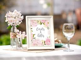 wedding shower table decorations bridal shower table signs bridal shower decorations bridal shower