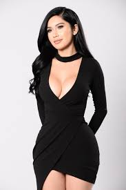 my black dress my stride dress black