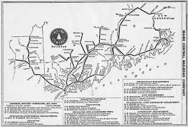 Maine Road Map The Maine Central Railroad