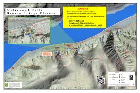 Usda Map Columbia River Gorge National Scenic Area News U0026 Events