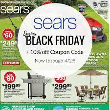 sear black friday 2017 sears spring black friday sale 2017 now through 4 29
