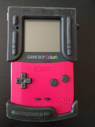 Gameboy Color Berry Club Retro Gamer Gameboy Color