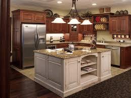 Kitchen Counter Lighting Diy Kitchen Cabinets Ideas Black Granite Countertop Polished Beige