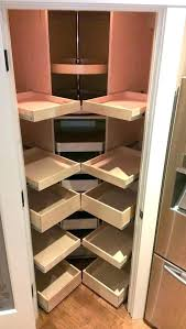 Kitchen Corner Cabinet Storage Solutions Blind Corner Cabinet Solutions Diy Blind Corner Cabinet Pull Out