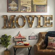 Movie Posters For Media Room Old Hollywood Themed Bedroom Movie Room Wall Decor Home Design