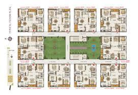 northface grandeur typical floor plan