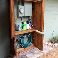 Patio Tools Best 25 Garden Hose Storage Ideas On Pinterest Hose Storage