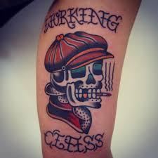 10 cool and skull tattoos tattoodo