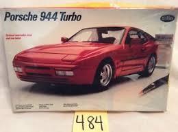 porsche 944 model kit italeri testors porsche 944 turbo 1 24 scale model car kit 222