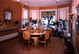 florida memory dining room in