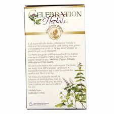White Oak Bark Powder Celebration Herbals Herbal Tea Slippery Elm Bark 1 44 Oz Loose
